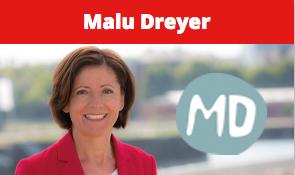 """""""UNSER LAND von MORGEN – Malu Dreyer im Dialog"""" – Einladung zur Programmdiskussion!"""