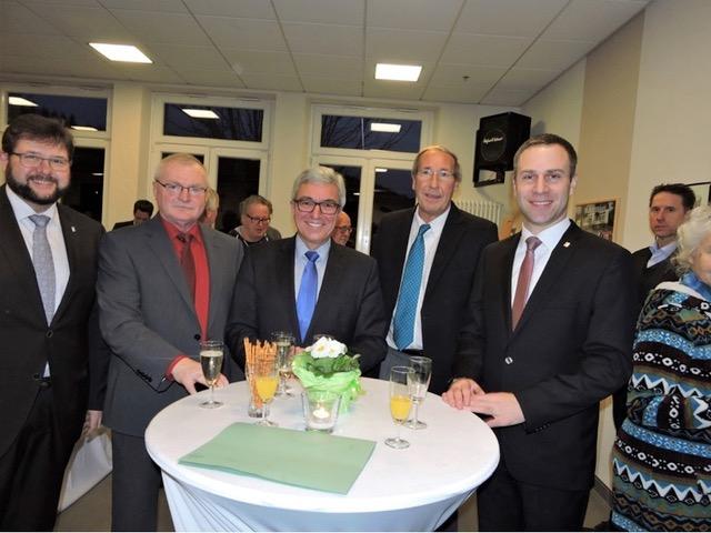Traditioneller SPD-Neujahrsempfang mit Roger Lewentz