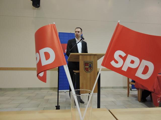 SPD wählt die Kandidatinnen und Kandidaten  für den Verbandsgemeinderat Bitburger Land