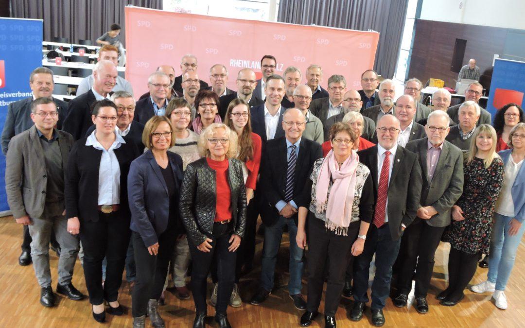 SPD wählt die Kandidaten für den Kreistag