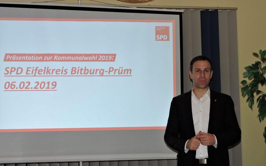 SPD im Eifelkreis legt die Wahlkampfthemen fest