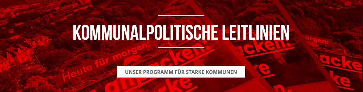 Kommunalpolitische Leitlinien zum Download