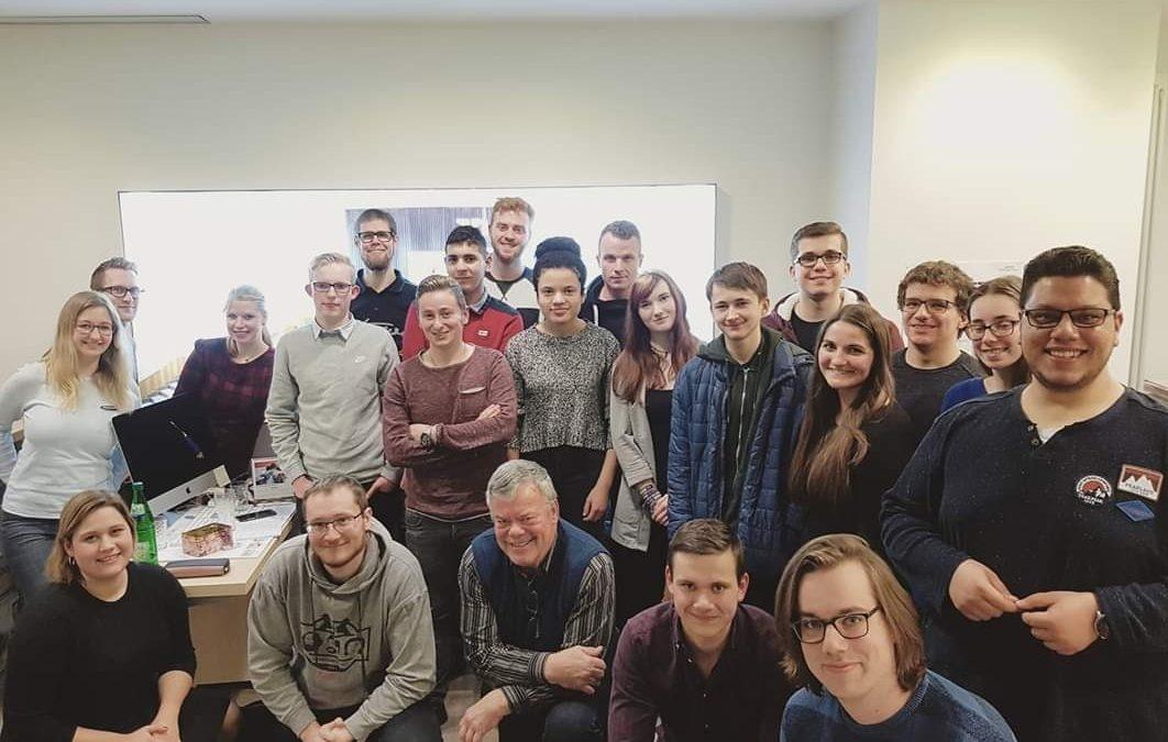 Die Jusos Eifelkreis Bitburg-Prüm wählen neuen Vorstand