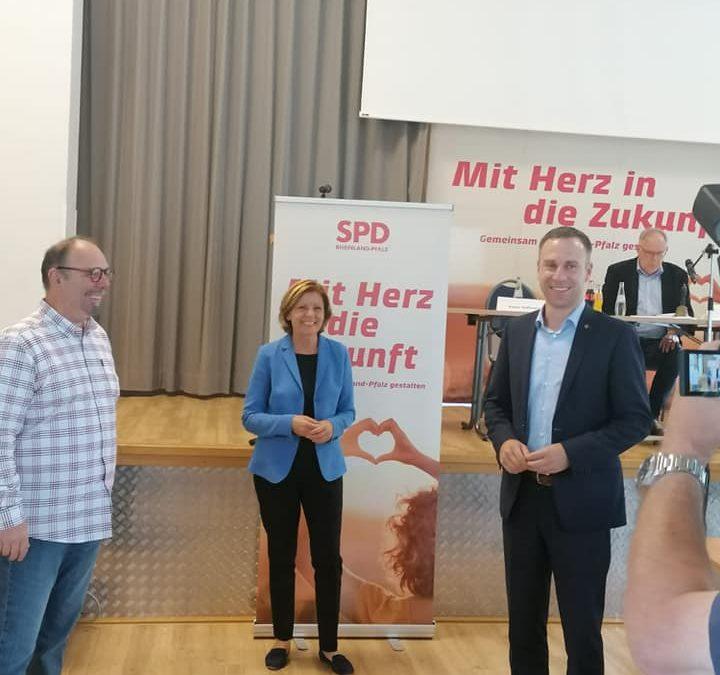Nico Steinbach mit 100 % als Direktkandidat für die Landtagswahl gewählt!