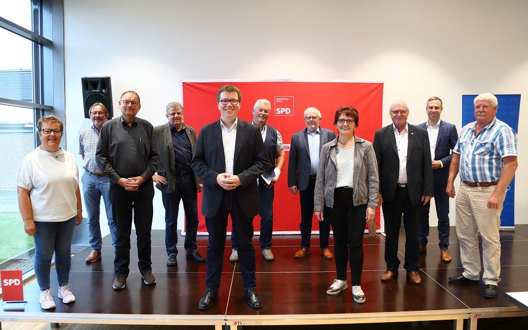 SPD Bitburger Land nominiert Christian Gayoso als Bürgermeisterkandidat